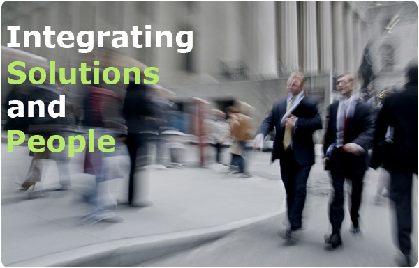 integrating people and solutions